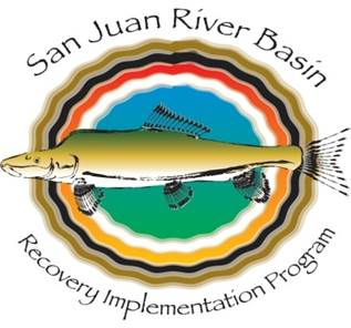 San Juan River Basin Recovery Program Logo